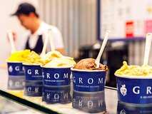 Milan: GROM Gelato Experience and Self-Guided Tour