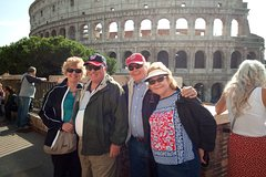 SkipTheLine SmallGroup Tour: Colosseum and Roman Forum
