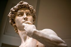 Florence Top-Sites Guided Tour with Skip-The-Line Access to Michelangelo Da