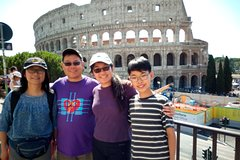 Colosseum SkipTheLine for Kids and Families