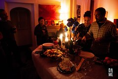 A Secret Supper with House Concert for private groups