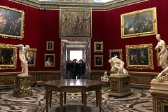 Florence City Center and Uffizi Gallery Private Tour