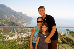 Touristic highlights of Amalfi on a Private half day tour with a local