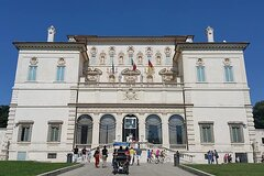 Borghese Gallery Entrance Tickets