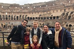 Fast Access Colosseum Tour & Roman Forum For Kids & Families