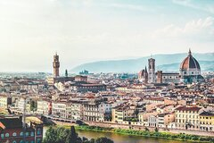 Private City Stroll through Florence - the Duomo Square & Ponte Vecchio