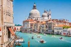 Private Watertaxi Transfer Venice Cruise Terminal to Airport