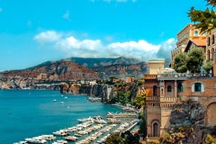 Private Transfer From Sorrento to Naples Airport, Port or Train Station
