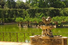 Guided tour Boboli - hidden garden of Casa Medici