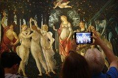 Guided tour Uffizi Gallery - Private Tour