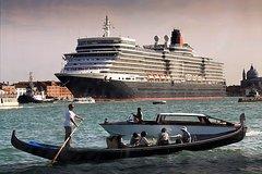 Private Watertaxi Transfer Venice Cruise Terminal to Venice Centre