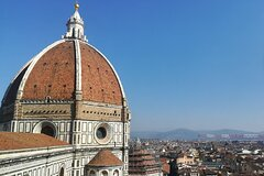 Climb the Brunelleschi Dome: highest top view of Florence and its hills