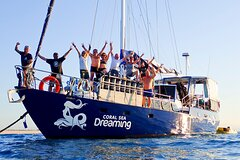 Coral Sea Dreaming Overnight Dive, Snorkel and Sail