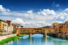 Small-Group Florence Walking Tour with Uffizi and Accademia Gallery Visit