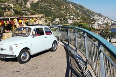 Positano Private Sunset Tour by Classic Car