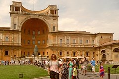 Vatican Museums & Sistine Chapel Priority Entrence Ticket Optional Audi