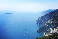 Full-Day Private Tour of the Amalfi Coast with Pickup