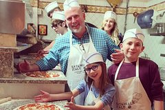 Make Your Own Pizza in Rome - Pizza Making with a local Chef