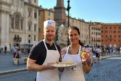 Top Class of Ravioli & Meatballs: Workshop of Italian Dishes in Rome