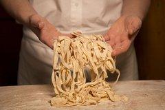 Pasta Class - Fettuccine Making in Rome