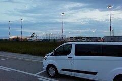 Airport Transfer from Venice Airport to Portorož