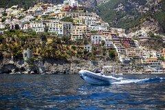 Inflatable Raft Rental in Positano