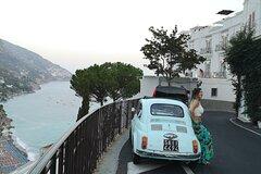 Private Limoncello Tour via Classic Fiat 500 in Positano