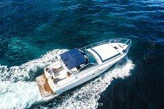 Exclusive private boat tour of Capri from Sorrento