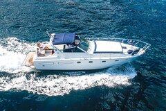 Exclusive Capri Amalfi private boat tour from Positano