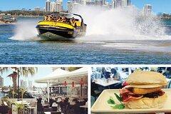 Express Jet Boat + Cafe Breaky