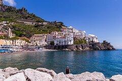Day Tour Amalfi Coast and Ravello from Sorrento