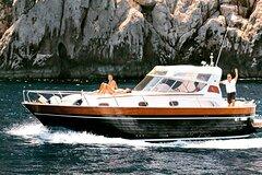 Capri and Positano Luxury Gozzo Motorboat