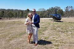 Helicopter Winery Tour for Two