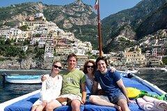 Positano and Amalfi Boat Tour