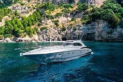 Amalfi Coast and Sorrento Full-Day Private Luxury Yacht Tour