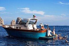 Discover Capri from Amalfi