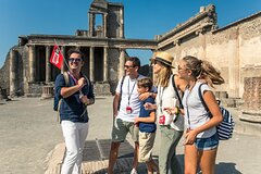 Private Tour of Pompeii with Official Guide