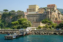 Sorrento Coast: Day Trip to the Great Beauty