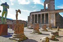 Private Tour Pompeii excavations