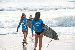 Private VIP Surfing Experience on the Gold Coast