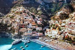 One Day Private Tour of the Amalfi Coast by Boat