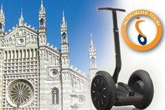 CSTRents - Monza Centro Storico Segway PT Authorized Tour