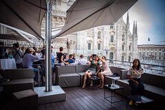 Skip-the-Line Duomo Panoramic Terrace Ticket with Aperitif