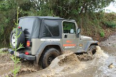 Private 4WD Driving Experience in Norwell