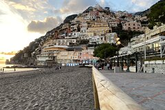 From Sorrento: Half Day Private Positano Boat Tour