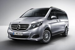 Departure Private Transfer: Piazzale Roma to Venice Airport VCE by Luxury V