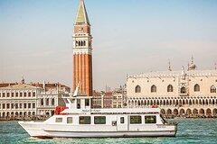 Private Boat Transfer to St. Marks Square in Venice