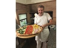 Pizza Course with Wine Tasting