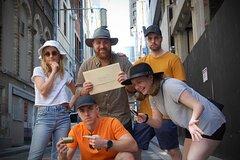 Adventure Theme Scavenger Hunt Experience in Brisbane