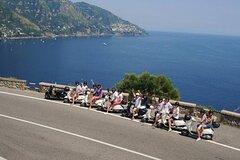 Full-Day Private Amalfi Coast Tour by Vespa